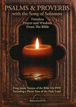 Rent Psalms and Proverbs with the Song of Solomon Online DVD Rental