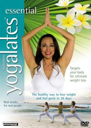 Rent Essential Yogalates Online DVD Rental