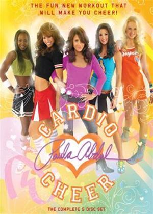 Rent Paula Abdul's Cardio Cheer Online DVD Rental