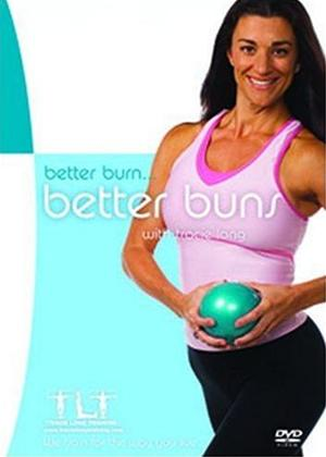 Rent Better Burn and Better Buns with Tracie Long Online DVD Rental