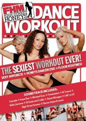 FHM High Street Honeys Dance workout Online DVD Rental