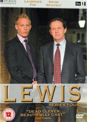 Lewis: Series 4 Online DVD Rental