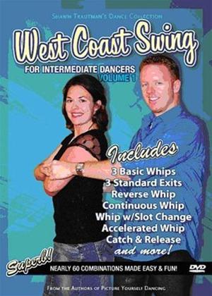 West Coast Swing for Intermediate Dancers: Vol.1 Online DVD Rental