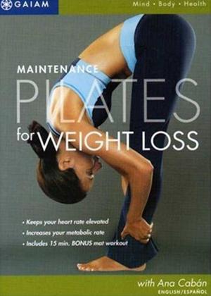 Maintenance Pilates for Weight Loss Online DVD Rental