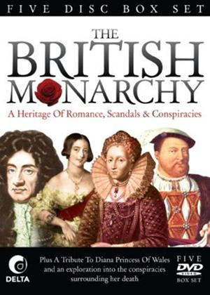 Rent The British Monarchy: A Heritage of Romance, Scandals and Conspiracies Online DVD Rental