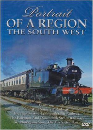 Portrait of a Region: The Railways of The South West Online DVD Rental