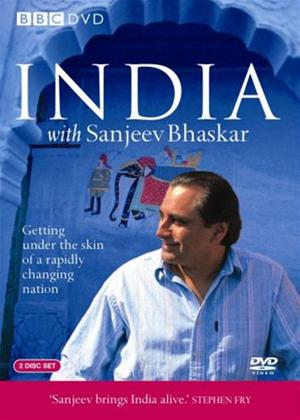 India with Sanjeev Bhasker Online DVD Rental