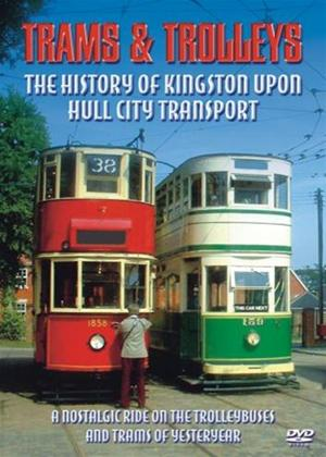 Trams and Trolleys Online DVD Rental
