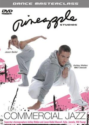 Rent Pineapple Studio: Dance Masterclass: Commercial Jazz Online DVD Rental