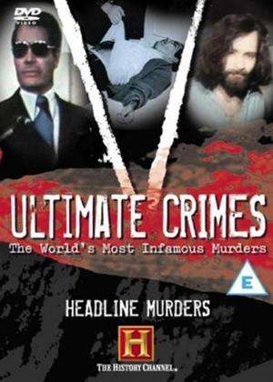 Ultimate Crimes: Headline Murders Online DVD Rental