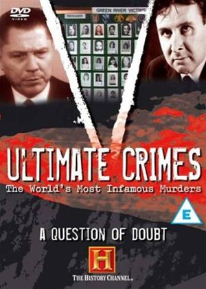 Ultimate Crimes: A Question of Doubt Online DVD Rental