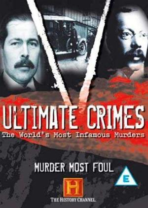 Ultimate Crimes: Murder Most Foul Online DVD Rental