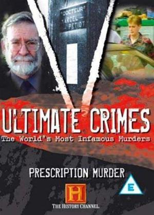Rent Ultimate Crimes: Prescription for Murder Online DVD Rental