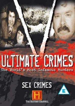 Ultimate Crimes: Sex Crimes Online DVD Rental