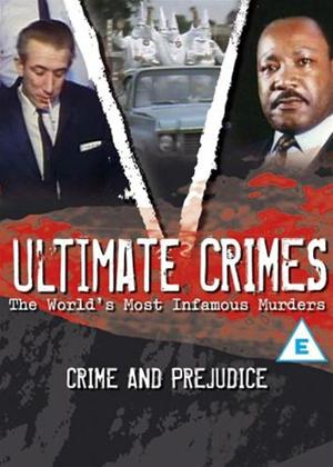Ultimate Crimes: Crime and Prejudice Online DVD Rental