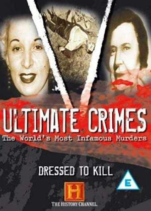 Ultimate Crimes: Dressed to Kill Online DVD Rental