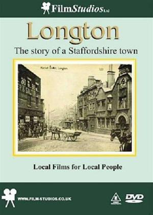 Longton: The Story of a Staffordshire Town Online DVD Rental