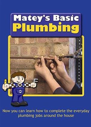 Rent Matey's Basic Plumbing Online DVD Rental