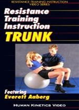 Rent Resistance Training Instruction: Trunk Online DVD Rental