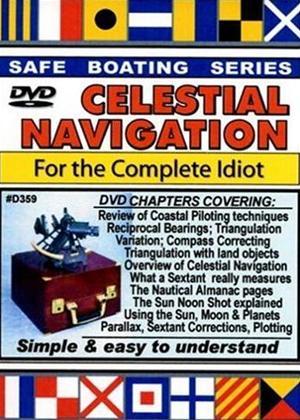 Celestial Navigation for the Complete Idiot Online DVD Rental