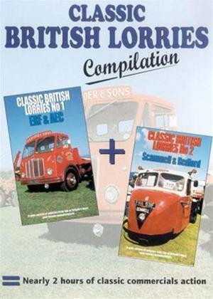 Rent Classic British Lorries Online DVD Rental