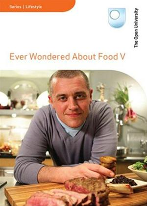 Rent Ever Wondered About Food?: Series 5 Online DVD Rental