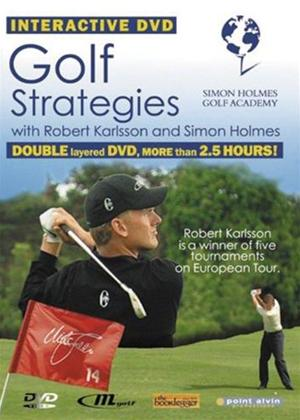 Rent Golf Strategies Online DVD Rental