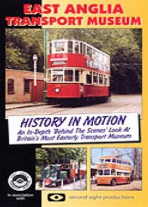 History in Motion: The Story of The East Anglican Transport Museum Online DVD Rental