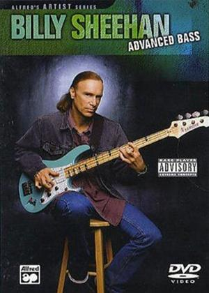 Rent Billy Sheehan: Advanced Bass Online DVD Rental