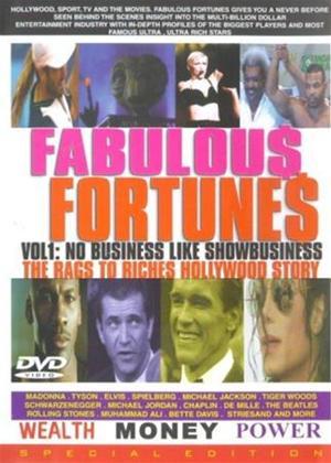 Rent Fabulous Fortunes: Vol.1: No Business Like Showbusiness Online DVD Rental