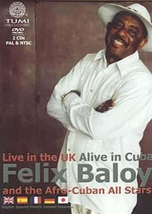 Rent Felix Beloy and the Afro-Cuban All Stars Online DVD Rental