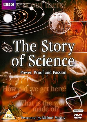 The Story of Science Online DVD Rental