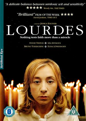 Rent Lourdes Online DVD Rental