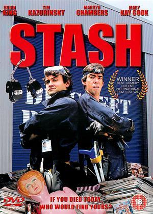 Stash Online DVD Rental