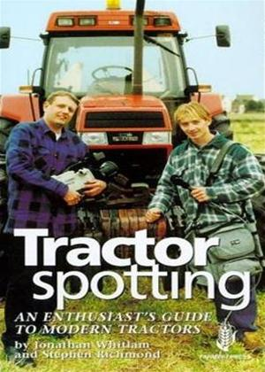 Rent Tractor Spotting: Vol.1 Online DVD Rental