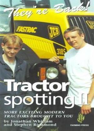 Rent Tractor Spotting: Vol.2 Online DVD Rental