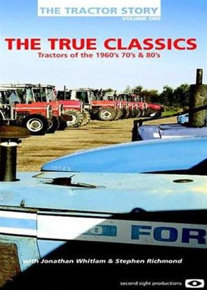 Rent The Tractor Story 1: True Classics Online DVD Rental