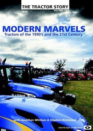 Rent The Tractor Story 2: Modern Marvels Online DVD Rental