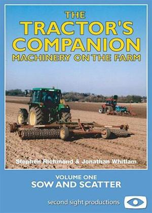 Rent The Tractor's Companion 1: Sow and Scatter Online DVD Rental