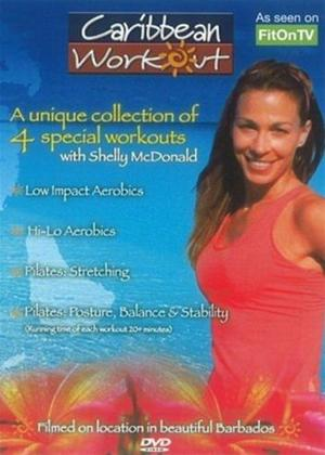 Caribbean Workout Online DVD Rental