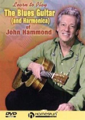 Rent The Blues Guitar and Harmonica of John Hammond Online DVD Rental