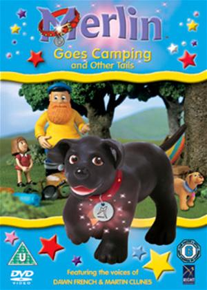 Merlin Goes Camping Online DVD Rental