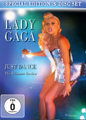 Rent Lady Ga Ga: Just Dance Online DVD Rental