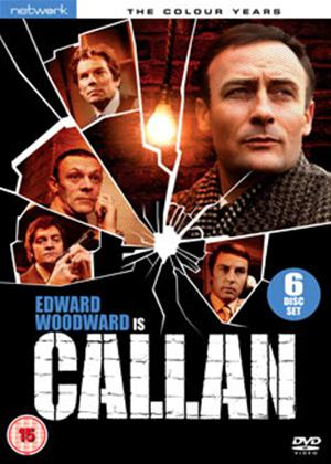 Callan: The Colour Years Online DVD Rental