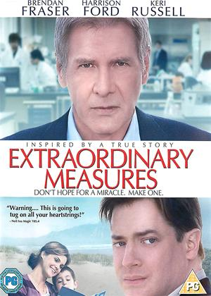Extraordinary Measures Online DVD Rental
