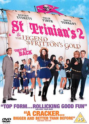 Rent St Trinian's 2: The Legend of Fritton's Gold Online DVD Rental