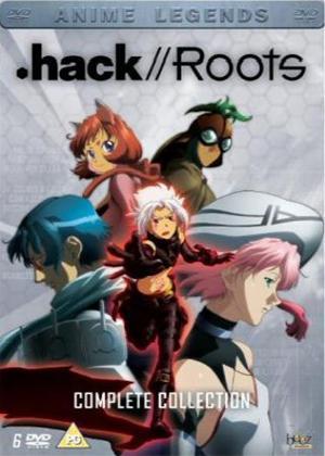 Hack//Roots: Anime Legends Online DVD Rental