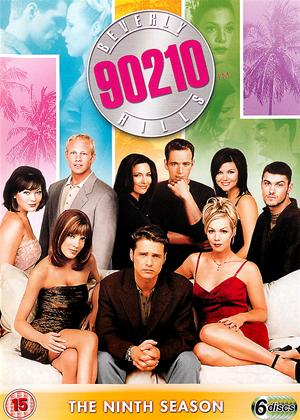 Rent Beverly Hills 90210: Series 9 Online DVD Rental