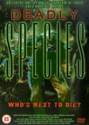 Rent Deadly Species Online DVD Rental