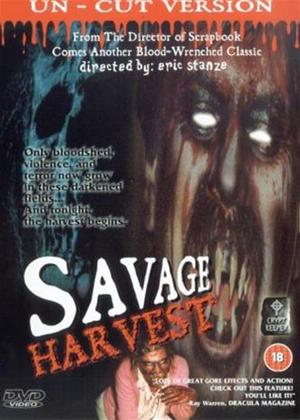 Savage Harvest Online DVD Rental